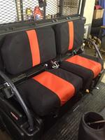 Kubota RTV-X1100C Seat Covers with Head Rest Covers