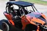 Can Am Maverick and Commander JStrong Hardtop with Stereo and LED lights