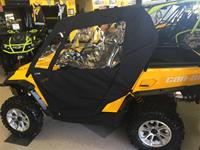 Can Am Commander Side Enclosure