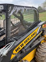New Holland Side Enclosures