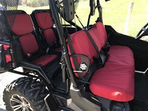 Honda Pioneer 1000 Seat Covers Greene Mountain Outdoors Llc