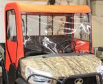 Kubota RTV X1120 Full Cab Enclosure