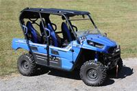 Kawasaki Teryx4 JStrong Hardtop with Stereo and LED lights