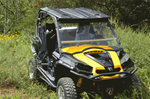 Can Am Commander JStrong Folding Windshield