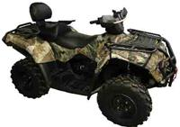 Bombardier 400 Max Camo Fender Cover Kit