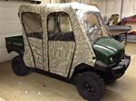 Kawasaki Mule 4010 Transport Cab Enclosure
