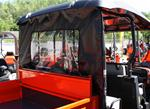 Kubota RTV1140 Rear Windjammer