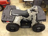 Polaris Sportsman Model 5 fits 400, 500 and 800 2009 up