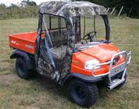 Kubota RTV900 Full Cab Enclosure