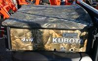 Kubota RTV400 / RTV500 Bed Cover