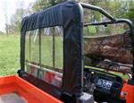 Kubota RTV 900 Rear Windshield / Windjammer