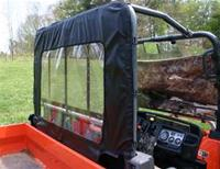 Kubota RTV400 / RTV500 Rear Windjammer