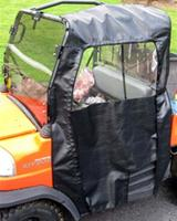 Kubota RTV900 Side Enclosures
