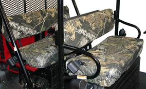 2015 Kawasaki Teryx 4 Rear Bench Seat