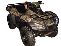 Honda Rincon Camo Fender Cover Kit