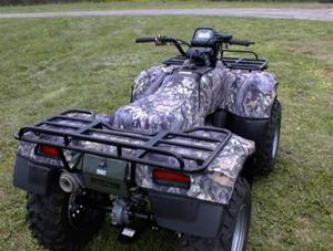 Honda Foreman 400/450 Camo Fender Cover Kit