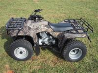 Honda 300 Camo Fender Cover Kit