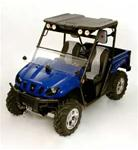 Yamaha Rhino Folding Windshield