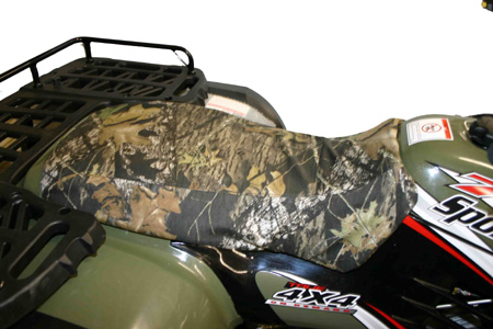 Atv Seat Cover Kits Greene Mountain Outdoors Llc
