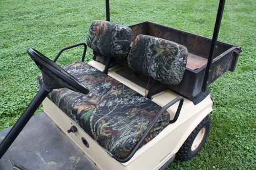 Club Car Seat Covers 1981 Thru 2000 5 Ds Models