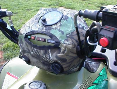 Instrument panel camo cover Polaris Sportsman - Greene Mountain